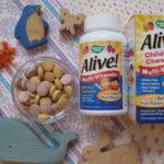 Мультивитамины для детей - Nature's Way, Alive отзыв