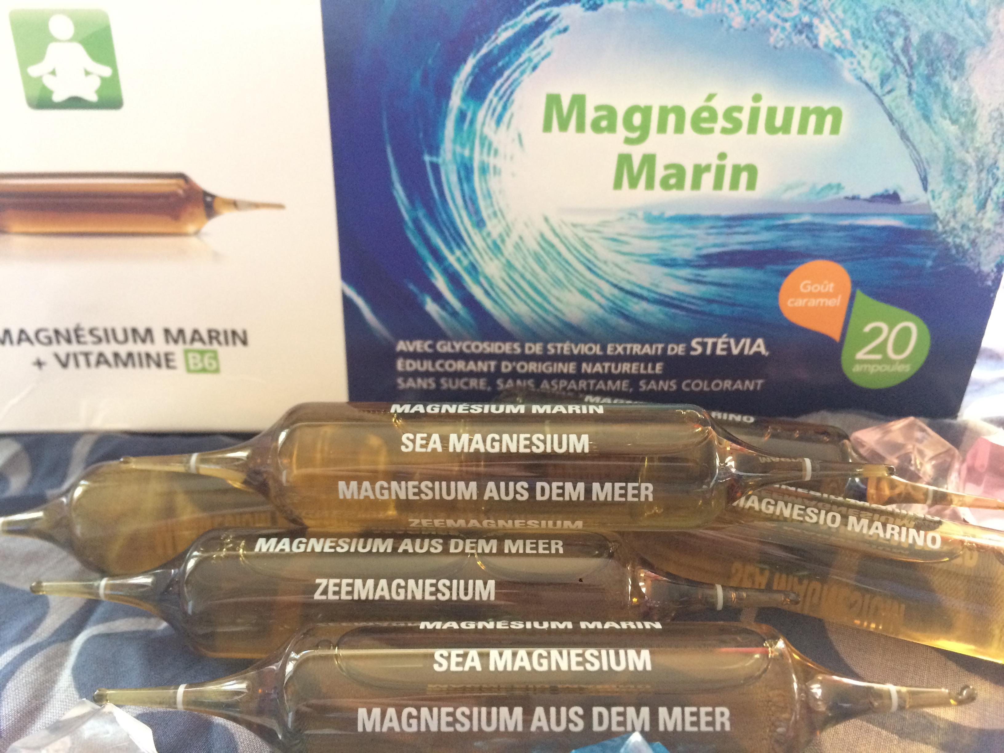 морской магний