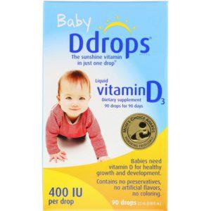 baby d drops vitamin d3