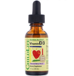 childlife vitamin d3