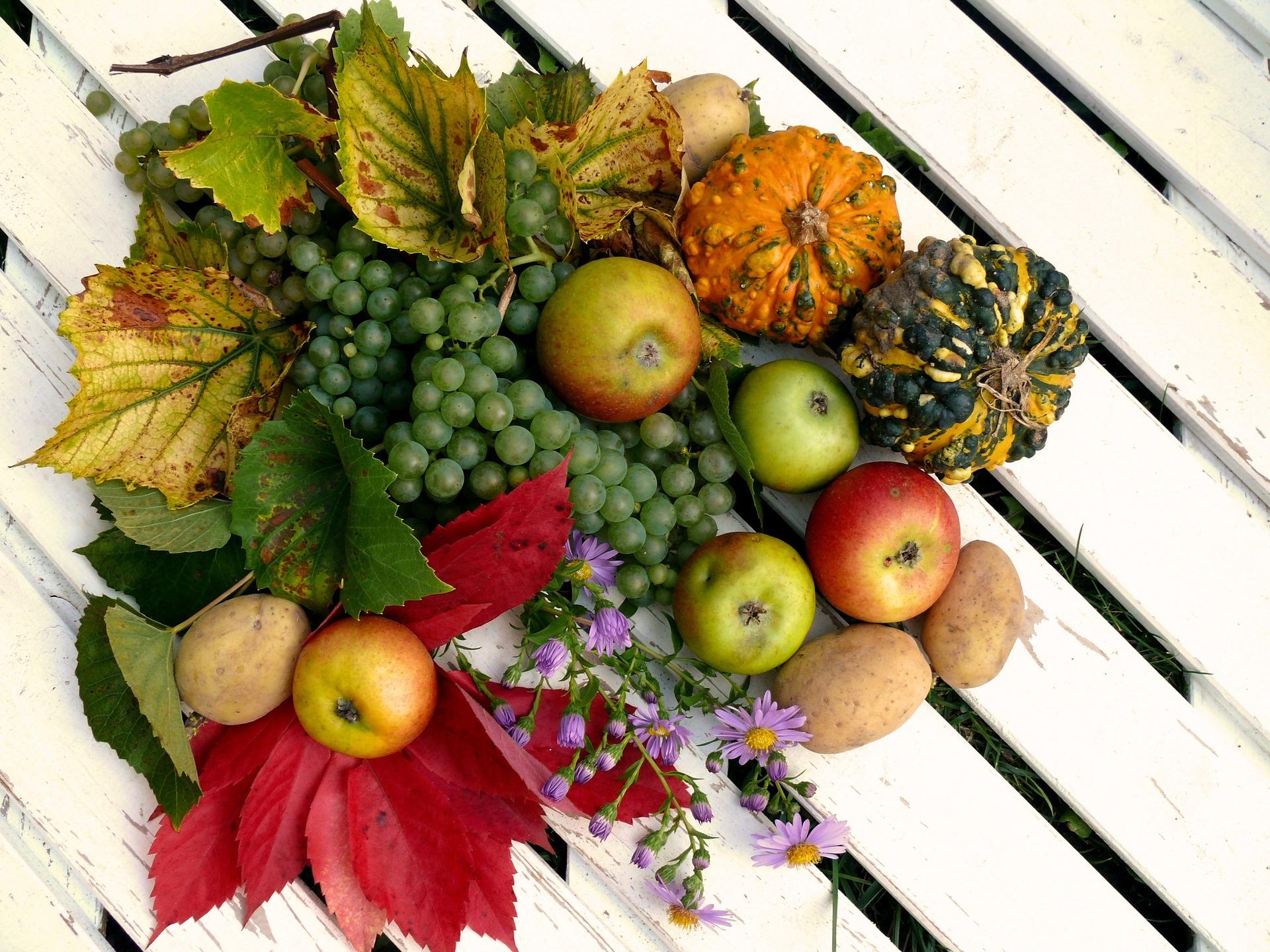 Витамины на осень