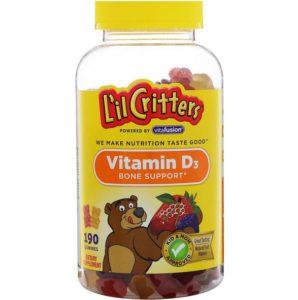 lil critters vitamin d3