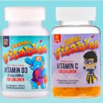 Витамины Vitables iHerb