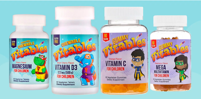 витамины vitables