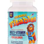 мультивитамины vitables