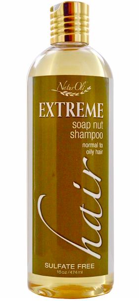 NaturOli, Extreme Hair шампунь с экстрактом мыльного ореха для нормальных и жирных волос. review