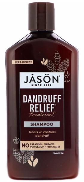 Jason Natural, Лечебно-профилактический шампунь Dandruff Relief. review