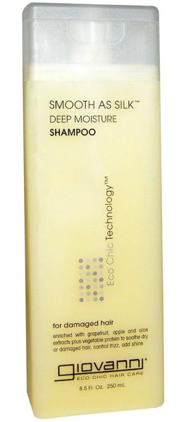 Giovanni, Smooth As Silk, шампунь для глубокого увлажнения волос. review