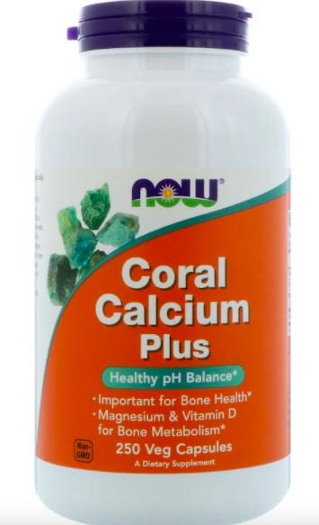 Now Foods, Coral Calcium Plus review