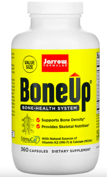 Jarrow Formulas, Bone-Up review
